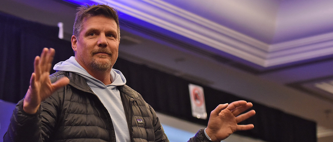 One Three Hill: Paul Johansson is the first guest of the 1, 2, 3 Ravens! 2 Convention