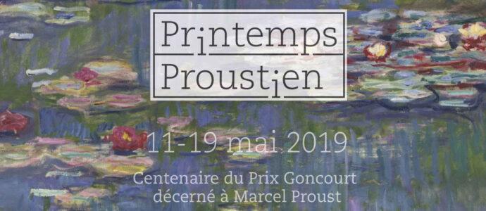 Un printemps en hommage à Proust