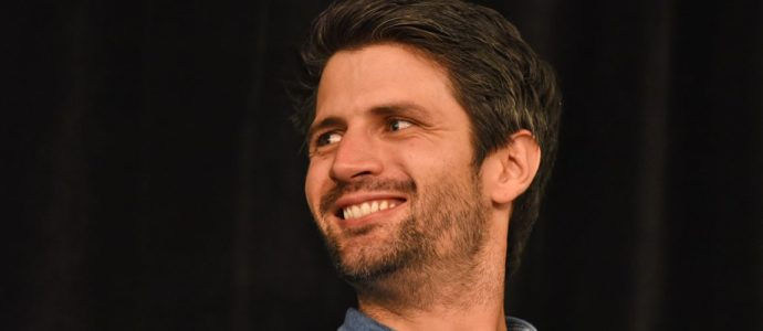 Convention Les Frères Scott : James Lafferty revient en France en 2020