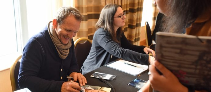 Sebastian Roché - DarkLight Con 3 - Supernatural