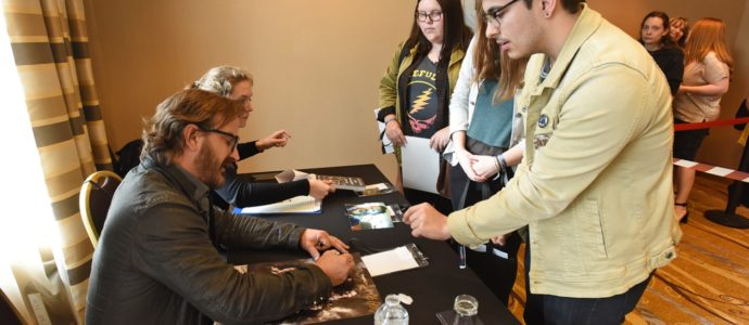 Richard Speight Jr. - DarkLight Con 3 - Supernatural