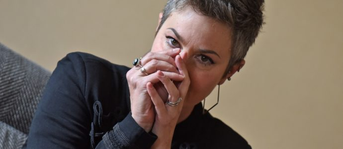 Kim Rhodes - DarkLight Con 3 - Supernatural