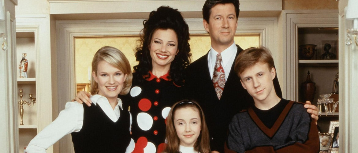 The Nanny: Fran Drescher brings up again a possible reboot