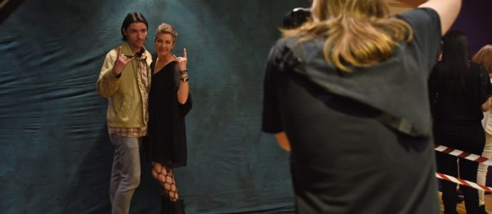 Kim Rhodes - DarkLight Con 3 - Supernatural
