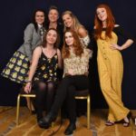 Briana Buckmaster, Felicia Day, Kim Rhodes & Ruth Connell - DarkLight Con 3 - Supernatural