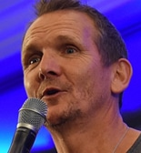 TV / Movie convention with Sebastian Roché
