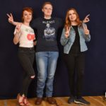 Felicia Day & Ruth Connell - DarkLight Con 3 - Supernatural