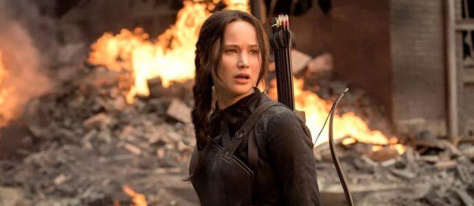 Hunger Games : la saga bientôt de retour en librairie