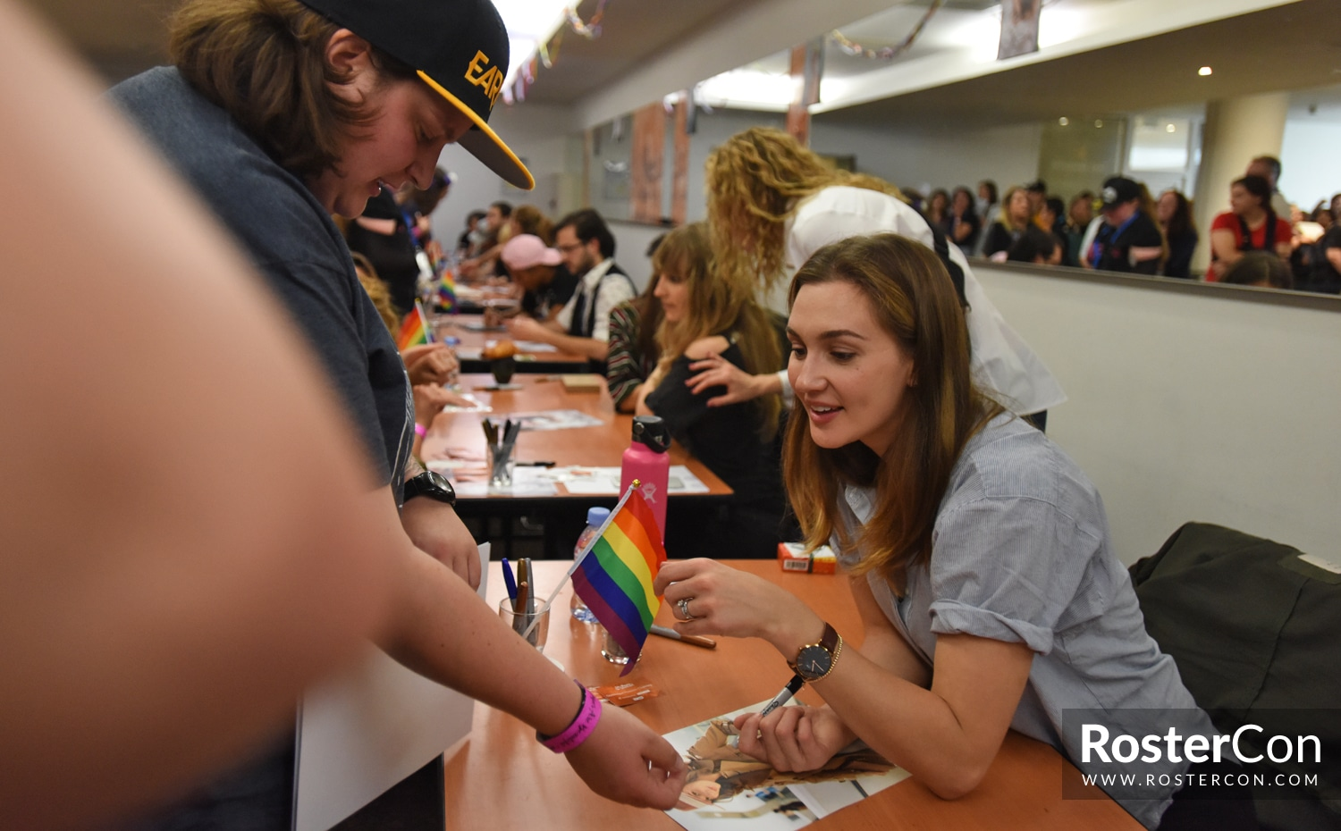 Katherine Barrell - Our Stripes Are Beautiful - Wynonna Earp
