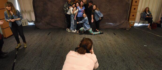 Group Photo - Our Stripes Are Beautiful - Multi-Fandom