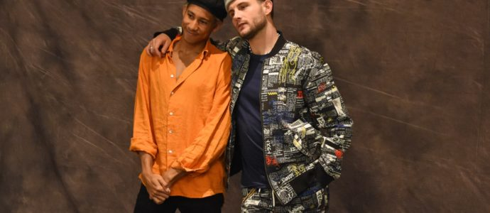 Keiynan Lonsdale & Nico Tortorella - Our Stripes Are Beautiful - Multi-Fandom
