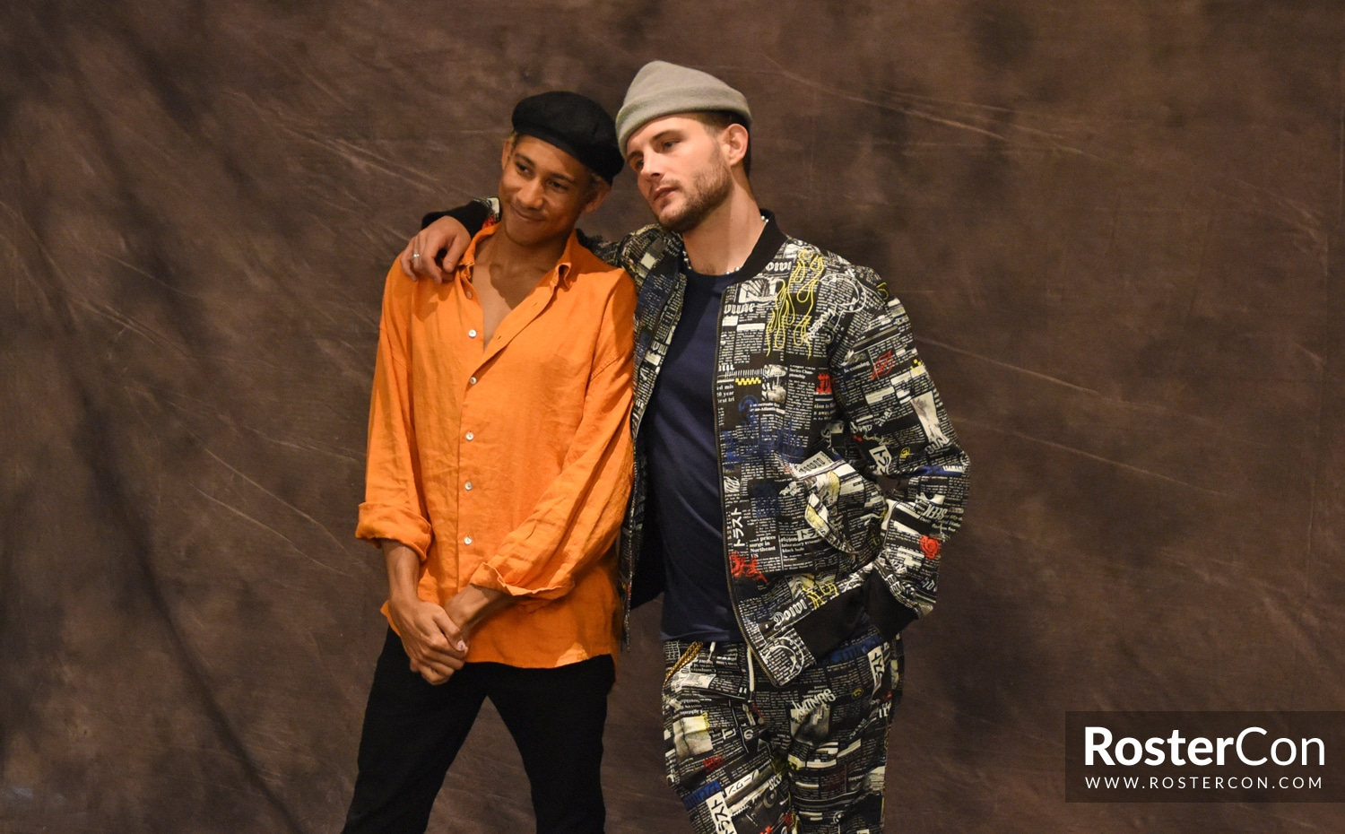 Keiynan Lonsdale & Nico Tortorella - Our Stripes Are Beautiful - Multi-Fandom