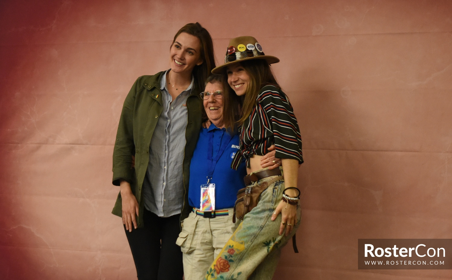 Katherine Barrell & Dominique Provost-Chalkley - Our Stripes Are Beautiful - Wynonna Earp