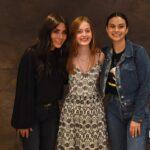 Marisol Nichols & Camila Mendes - Rivercon 2 - Riverdale