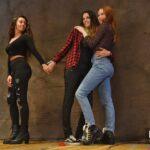 Vanessa Morgan & Madelaine Petsch - Rivercon 2 - Riverdale