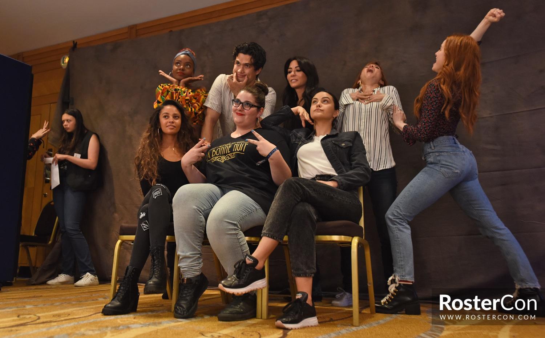 Group Photo - Rivercon 2 - Riverdale