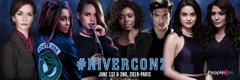 Riverdale : suivez en direct la convention #Rivercon2 de People Convention