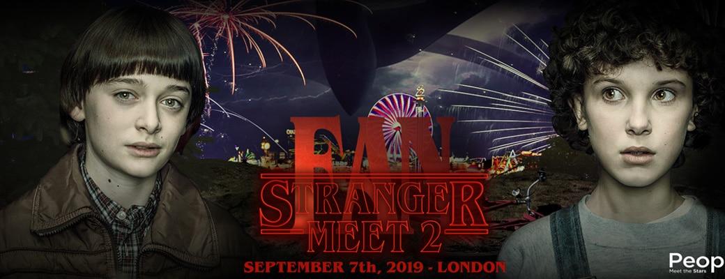 Stranger Fan Meet 2