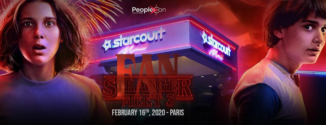Stranger Fan Meet 3