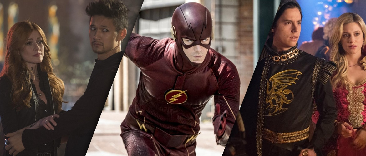Teen Choice Awards 2019 : Riverdale, Shadowhunters et The Flash en tête des nominations