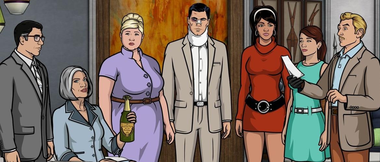 Archer : tout ce que vous devez savoir sur la saison 11 - San Diego Comic Con 2019