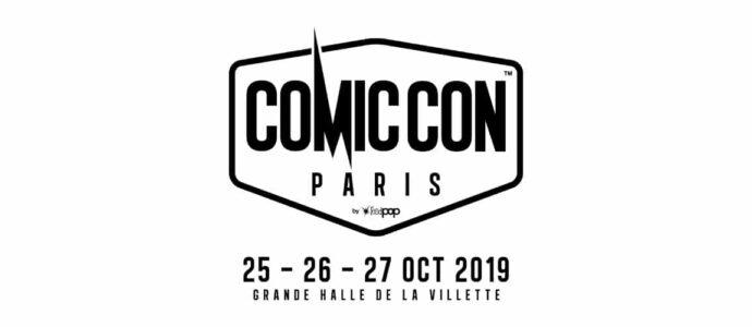 Comic Con Paris 2019 : Inscrivez-vous au concours Jeunes Talents