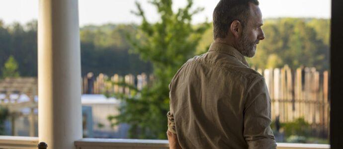 The Walking Dead : le premier film avec Andrew Lincoln (Rick Grimes) sortira au cinéma