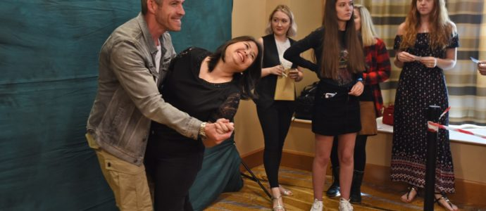 Sean Maguire - The Happy Ending Convention 3 - Once Upon A Time