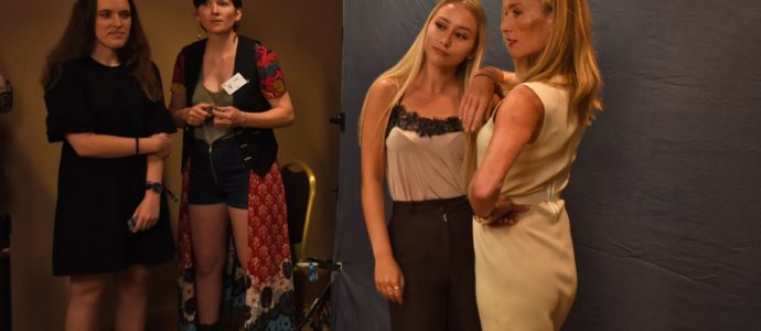 Victoria Smurfit - The Happy Ending Convention 3 - Once Upon A Time