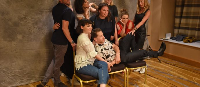 Group Photo – The Happy Ending Convention 3 – Once Upon A Time