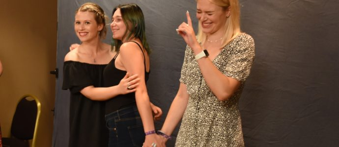 Tiera Skovbye & Rose Reynolds - The Happy Ending Convention 3 - Once Upon A Time
