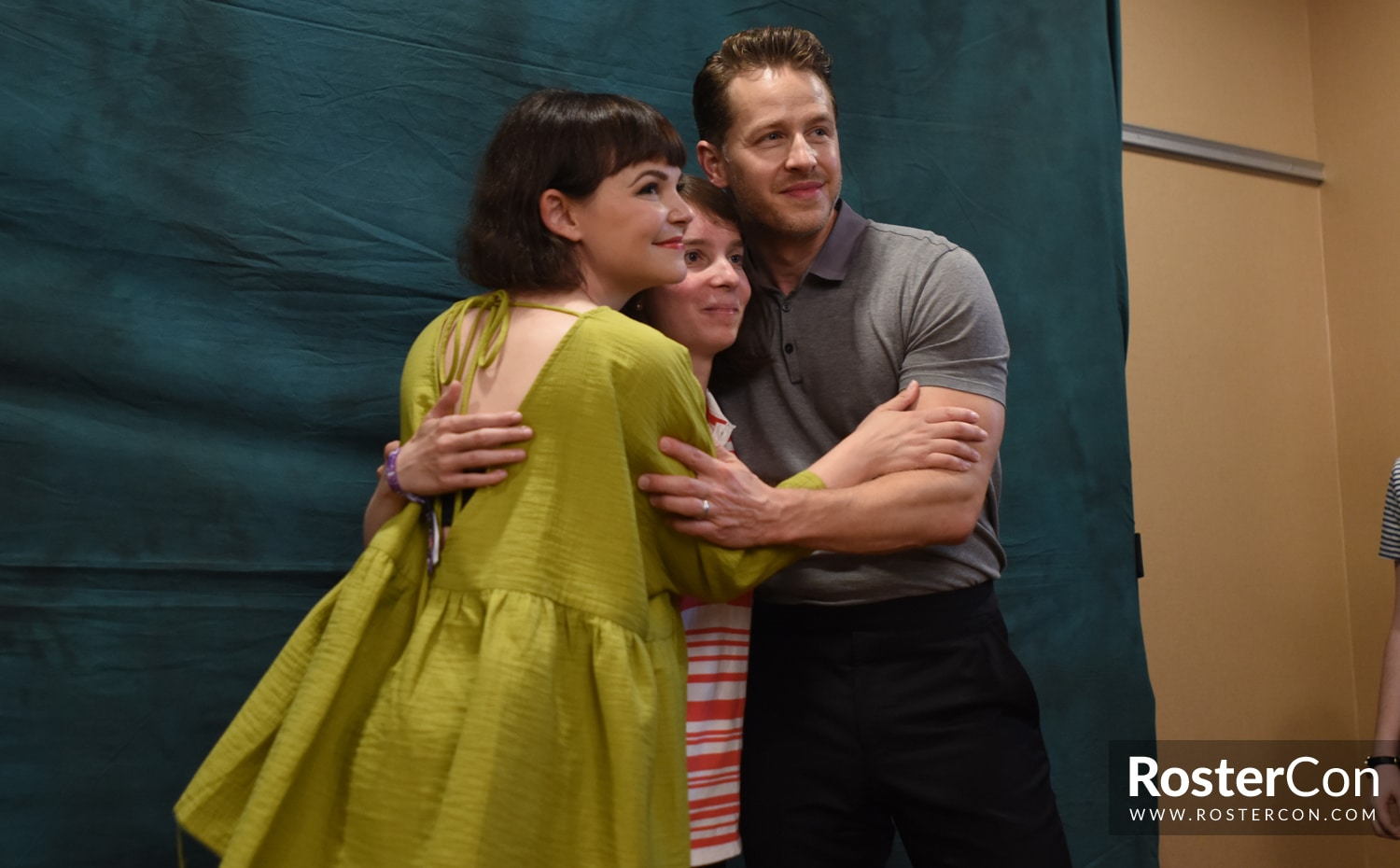 Ginnifer Goodwin & Josh Dallas - The Happy Ending Convention 3 - Once Upon A Time