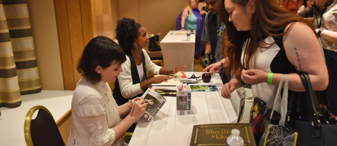 Ginnifer Goodwin - The Happy Ending Convention 3 - Once Upon A Time