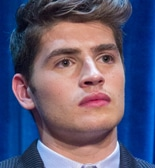 TV / Movie convention with Gregg Sulkin