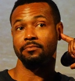 TV / Movie convention with Isaiah Mustafa