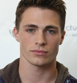 TV / Movie convention with Colton Haynes
