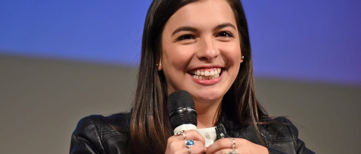 One Day At a Time: une convention en France avec Isabella Gomez