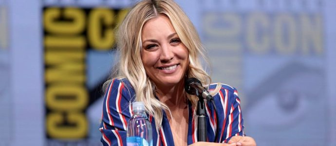 The Big Bang Theory : Kaley Cuoco participera à une convention allemande en 2020