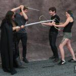 Joe Dempsie & Iwan Rheon - All Men Must Die 2 - Game of Thrones