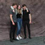 Joe Dempsie & Iwan Rheon - All Men Must Die 2 - Game of Thrones