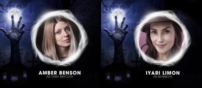 Buffy contre les vampires : annulation de Mercedes McNab, deux nouvelles invitées annoncées pour l'événement Once More With Feeling