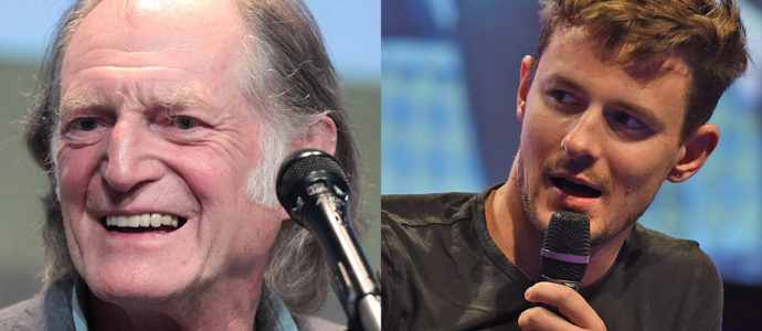 David Bradley (Harry Potter, Game of Thrones) et Giles Matthey (True Blood, Once Upon A Time) annoncés à Paris Manga & Sci-Fi Show 28