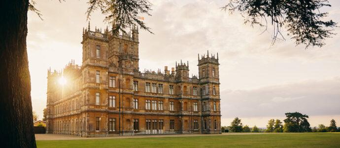 Le château de Downton Abbey sur Airbnb