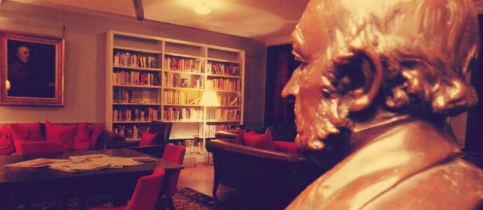 La Gladstone's Library ou l'hôtel-bibliothèque du Pays de Galles