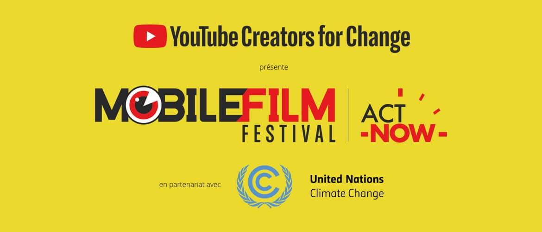 Mobile Film Festival : l'appel à candidatures est lancé
