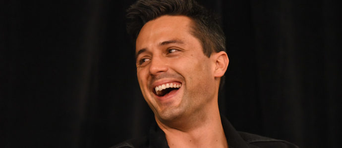 One Tree Hill : Stephen Colletti de retour à Paris pour la convention 1, 2, 3 Ravens! 2