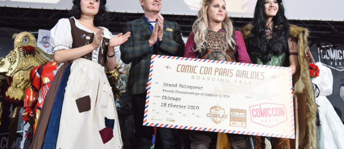 French Championships of Cosplay by MCM 2019 – Comic Con Paris 2019