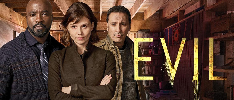 Evil : la série obtient une saison 2 de la part de CBS