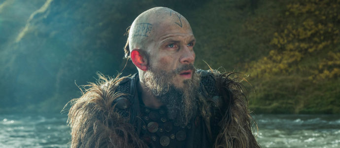 Gustaf Skarsgård (Vikings, Westworld) participera au Comic Con Paris 2019