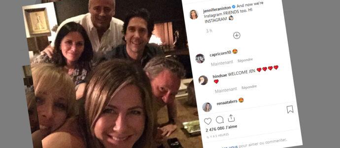 Celui où Jennifer Aniston a cassé Instagram